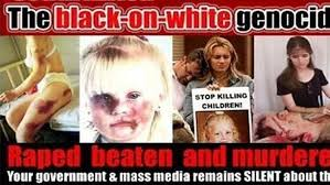 So called experts say that there is NO evidence of 'white genocide' in SA!