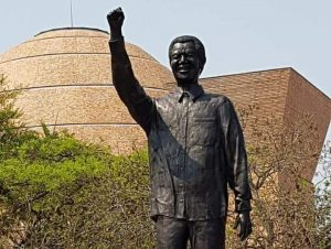 This R8 million Mandela statue has left Mpumalanga residents furious