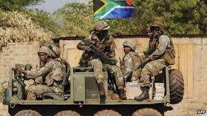 Does the SANDF have the ability to 'protect' South-Africa?