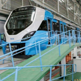 Chinese is the new black? - Billion-rand train factory to create hundreds of jobs in Gauteng for Chinese workers