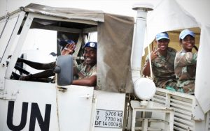 Can this be true or was it bribery? - South Africa gets R728 million paycheck from the UN for 'peacekeeping'