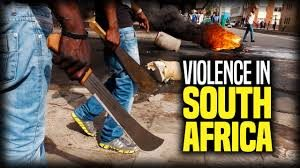 SAPS blame the upsurge in crime in SA to immigrants' unemployment and gangs - Once again a great big thanks to the ANC!