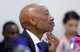 Tom Moyane: the devil incarnate! - described himself as the best Sars commissioner in the democratic era even though his mismanagement lead to revenue shortfalls and the country being hit with a VAT increase this year