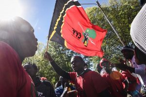 EFF councilor from arrested after alleged involvement in robberies