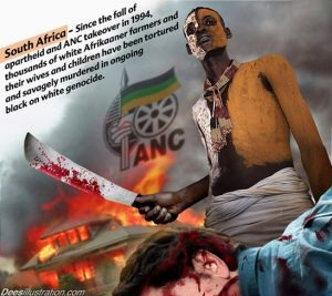 Everyday a farm attack is taking place in South-Africa, this is the naked truth - White genocide at its best and the ANC is denying it!