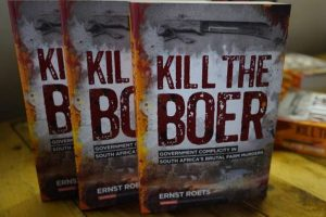 AfriForum hand deliver copy of Kill the Boer to President Cyril Ramaphosa