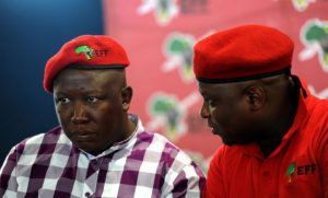 EFF WHEELS COMING OFF – Malema's party is facing serous legitimacy problems