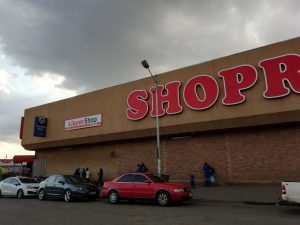 Even doing shopping in SA is nowadays a risk - Elderly white man beaten to death with crate in view of customers at Shoprite