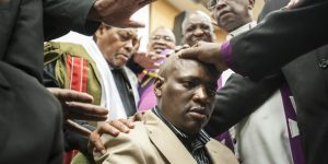 """Hlaudi Motsoeneng form new political party,dreams of becoming the next President of South Africa; using """"radical black empowerment"""" as his campaign slogan"""