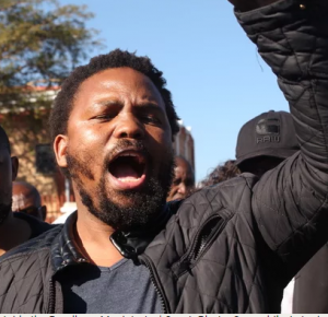 BLF-leader calls for slaughtering of whites, including women and children