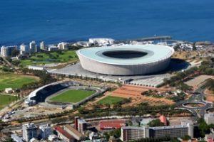 Stadium in Cape Town, which was built for the 2010 Fifa football cup, is basically unused and is a burden on taxpayers and bankrupt municipalities