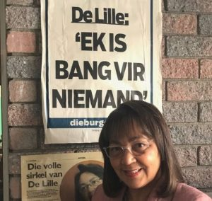 Patricia de Lille reveals name of new political party: Good