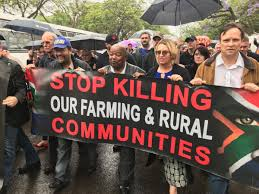 Wake up SA and the rest of the world, farm attacks are real indeed! - Elderly couple and daughter attacked during farm invasion in Paarl, , they were tied down and had to live through a horrific 1.5 hour ordeal