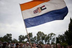 Open sale of the old SA flag on Facebook has South Africans divided on its relevance in the new dispensation