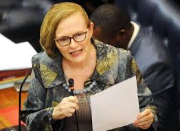 "Far Left Helen Zille is suddenly tired of corruption in the country and now threatens to launch a ""tax revolution"""
