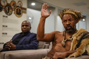 Khoisan king to 'declare' that SA belongs to them alone