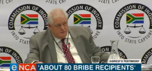 Is anyone actually surprised that former president Jacob Zuma is implicated by Angelo Agrizzi in Bosasa's nest of corruption and where he allegedly received R300 000 per month in bribery money