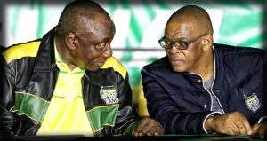 Two ANC leaders singing different tunes and it is so confusing - Ace Magashule vows South African Reserve Bank will be nationalised whilst Ramaphosa was assuring business leaders in the private sector that the reserve bank would remain independent