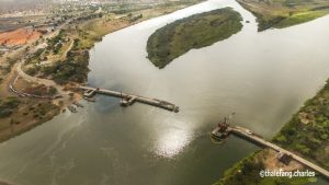 More opportunities for illegal immigrants to cross over into SA : One bridge to connect us all- The Kazungula Bridge, a 923-metre-long and 18.5-metre wide construction, will link Kazungula in Zambia to Kasane in Botswana and the Victoria Falls in Zimbabwe