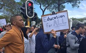 NSFAS-grants stand risk to be abused by students after it came public that allowances will now be paid directly into students accounts instead of using third parties