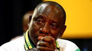 President of the rainbow nation looks like he is scared of Natal and has canceled planned visits due to tension in some ranks