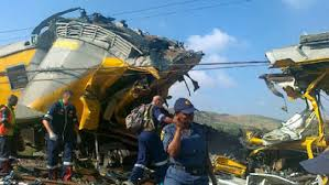"Breaking News: Pretoria train crash - Fingers pointed at ANC ""negligence"" for deadly collision"