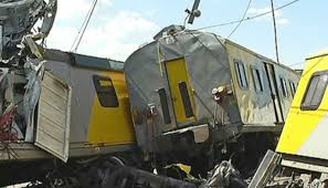 The national rail system of SA are in serious trouble - Prasa had nearly 50 collisions last year alone, Transnet had nearly 1,000 collisions between trains in the same time span – The ANC have some serious explaining to do and this is not Jan van Riebeeck or apartheid's fault