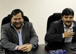 #Pay Back the Money - Gupta brothers still owe Sun City money after extravagant marriage 6 years ago - unclear how much money is outstanding from the estimated R100 million wedding