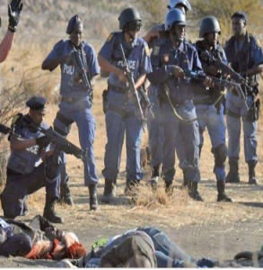 Was Marikana Mining Massacre to protect Lonmin Platinum?- Was dispute between 9% owner,Cyril Ramaphosa and workers & not between 2 unions as portrayed by main stream media? - All to protect an Oligarch.
