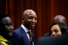 Malema's attorney in court after he went trigger happy on his farm workers during wage disputes, despite state witnesses' statements he is acquitted on four charges of murder