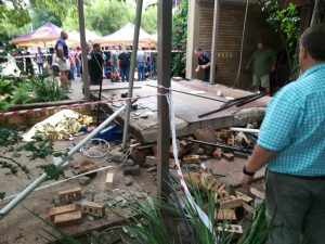 Shocking news! Four learners died and many injured after structural collapse at High School in Vanderbijlpark