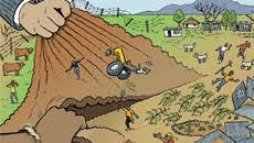 Ramaphosa's Theft Approach - While the world is watching Ramaphosa with anticipation regarding the land-grab program, it becomes clearer that he has a clever election