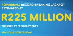 SA Power Ball may be corrupt - initially it was announced that the R232 million had not yielded a winner and a few days later, they sudden announced a winner announced - majority of people are now starting to assume that this is a bluff game