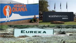 Why are liberal whites and blacks/others so obsessive if Afrikaners and Boers (whites) to build their own? – We are talking here about Eureka – Orania – Kleinfontein