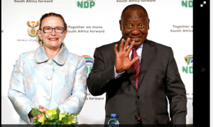 President Cyril Ramaphosa says white land owners are no longer in a position to resist government's land reform policies – ANC-regime to pick up the pace of land reform after election