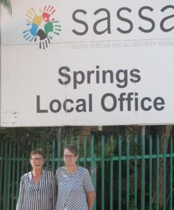 Consultant turns away customer at SASSA office – Is it perhaps because the customer are white?