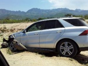 Ratepayers are patiently paying for the folly where Hoedspruit mayor crashes car for the third time – The saying goes: third time lucky?