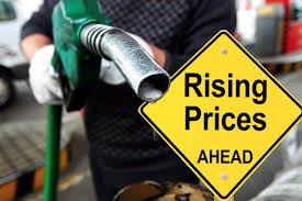Brace for impact, everybody - Petrol price set for a massive increase - Wonder if there is any truth in the saying, that every time the ANC-regime needs money, they raise the petrol price?