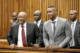 Zuma Jnr: State withdrew a second charge of culpable homicide - Duduzane Zuma escape prosecution merely because he is being protected due to political connections