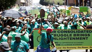 SA's unions are the biggest single reason why land is on the verge of ruin and can at any time reach junk status