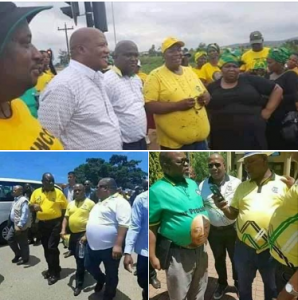 This is how the ANC-cadres enriches themselves at the expense of the struggling SA taxpayers