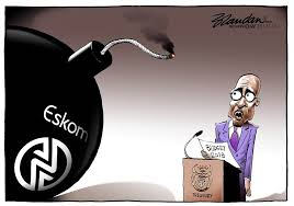 #EskomCrisis is a ticking time bomb: Gordhan's only plan is to keep the lights on for election
