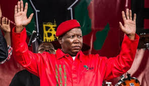 Julius Malema said that if his party became the ruling party after the elections, he would do away with borders in SA