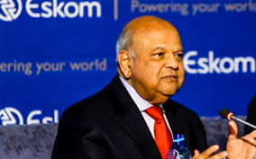 Gordhan: Eskom will survive - Yes, with taxpayers' money to save the state entity of bankruptcy