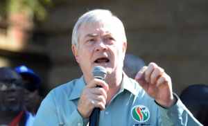 Whites are made scapegoats for the failures of ANC-regime - FF Plus leader Pieter Groenewald