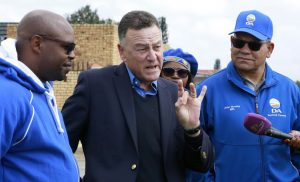 Tony Leon lamented BEE policy of the ANC a scam benefiting Luthuli House comrades and friends
