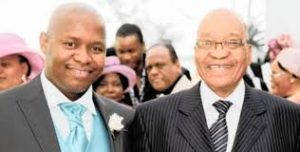 The apple doesn't fall far from the tree - Edward Zuma is just as corrupt as his father Jacob