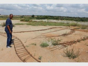 R6 million in taxpayer money has been wasted on an unfinished project in Boksburg by the Ekurhuleni municipality
