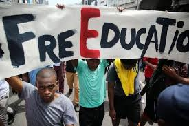 ANC's election plan with students - Zuma's promise of free education not feasible, now ANC government writes off R1 billion of study debt to get their vote on election day