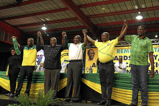 ANC top 5